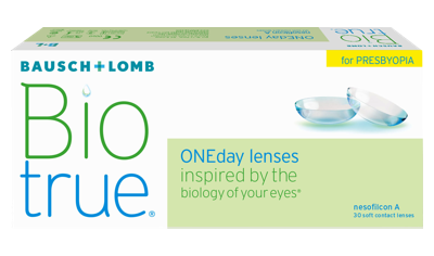 BioTrue One Day for Presbyopia